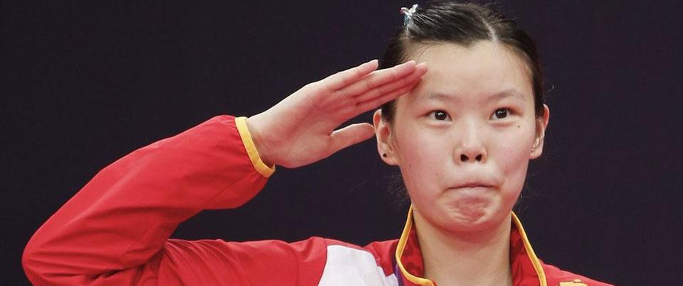 李雪芮夺冠