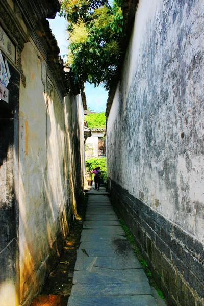壁纸 风景 古镇 建筑 街道 旅游 摄影 小巷 400_600 竖版 竖屏 手机