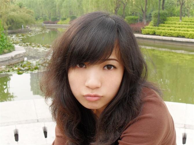 可爱女人_12届人像摄影大赛·北京时尚女孩秀