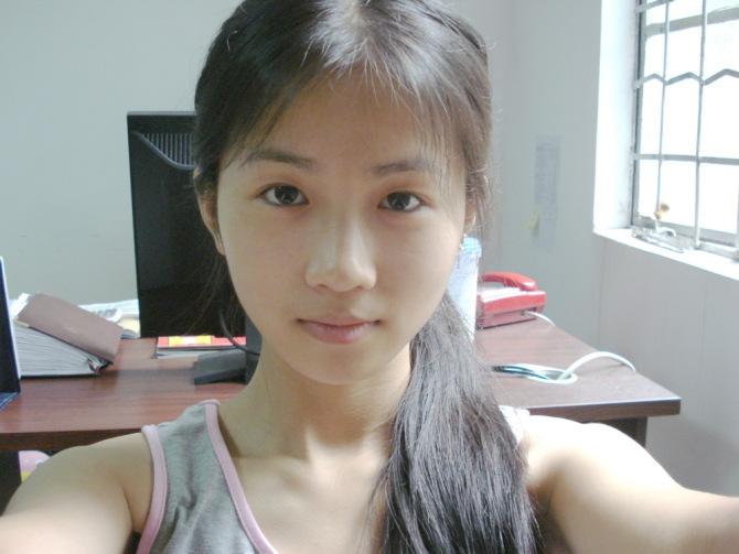 素颜 chinajoy美女大选秀