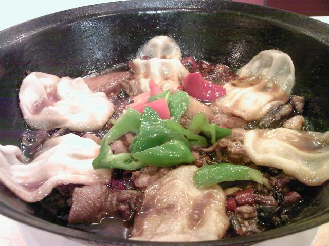 拿手也是老婆最喜欢的一道菜 呵呵-徐州地锅鸡