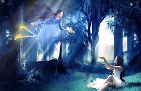 汽车宝贝大片:《美丽的童话》
