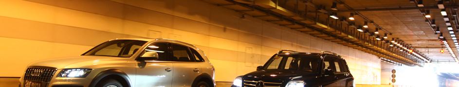 争锋相对第四期 奥迪Q5 VS 奔驰GLK_车周刊_腾讯汽车