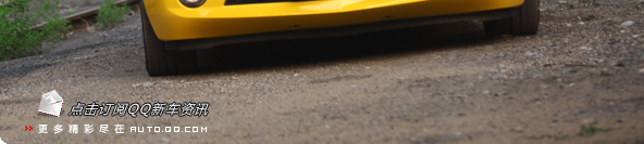 变形金刚驾到 腾讯抢先试驾雪佛兰科迈罗_车周刊_腾讯汽车