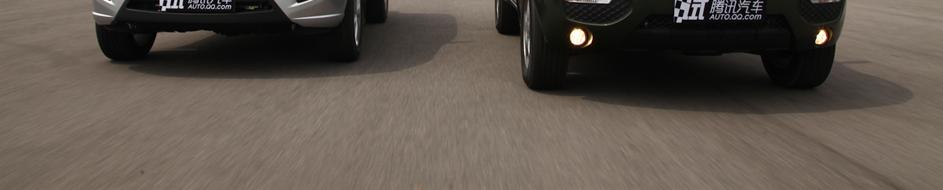 针锋相对 奇瑞瑞虎 VS 重庆力帆X60_车周刊_腾讯汽车