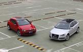 点击下载大众尚酷VS奥迪A3高清壁纸_车周刊_腾讯汽车