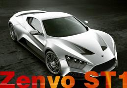丹麦手工打造的1104马力Zenvo ST1跑车_腾讯车周刊_腾讯汽车