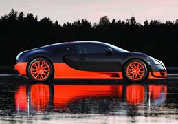 布嘉迪威航Super Sport亮相 极速434km/h破速度记录_腾讯车周刊_腾讯汽车