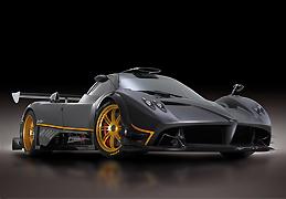 帕加尼Zonda R跑出6分47秒50 刷新纽北最快量产车圈速_腾讯车周刊_腾讯汽车
