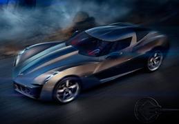 克尔维特下一代跑车C7将于2012年发布 更换全新V6双增压发动机_腾讯车周刊_腾讯汽车
