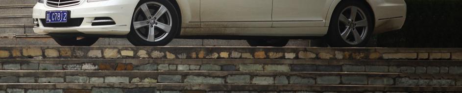 带头大哥 腾讯试驾奔驰S400 HYBRID_车周刊_腾讯汽车
