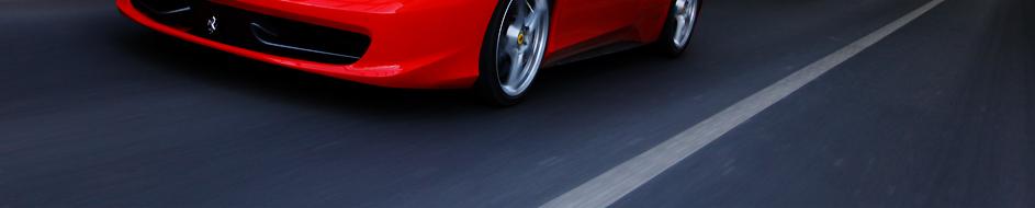 红鬃赤兔 腾讯汽车试驾法拉利458 ITALIA_车周刊_腾讯汽车