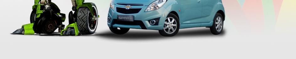 颠覆之作 腾讯抢先试驾雪佛兰斯帕可SPARK_车周刊_腾讯汽车