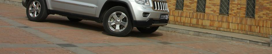 再踏征程 腾讯试驾Jeep新大切诺基3.6_车周刊_腾讯汽车