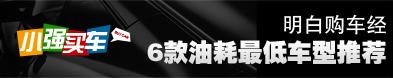 小强买车:明白购车经 五万以下6款油耗最低车型推荐_车周刊_腾讯汽车