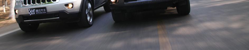 针锋相对第2期 日美全尺寸豪华SUV车大PK_车周刊_腾讯汽车
