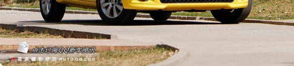 年轻英伦风 腾讯试驾上汽MG3自动精英版_车周刊_腾讯汽车