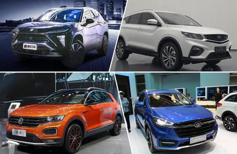 满足全类型需求 四款不同类型SUV新车抢先看