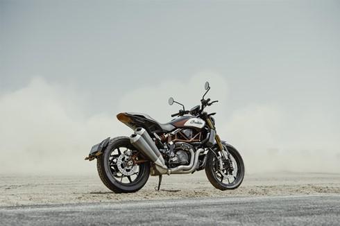 生于赛道 驰于街头 印第安摩托FTR 1200 & FTR 1200 S 试驾
