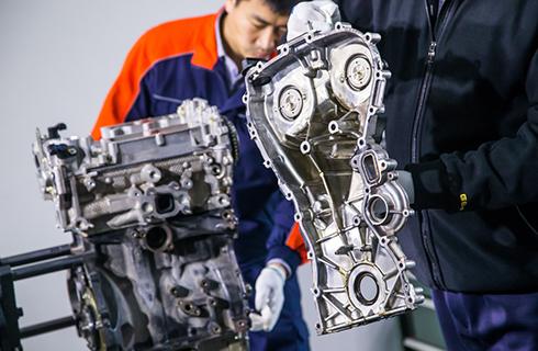 强负荷 低衰减 高耐久 拆解吉利1.0T发动机