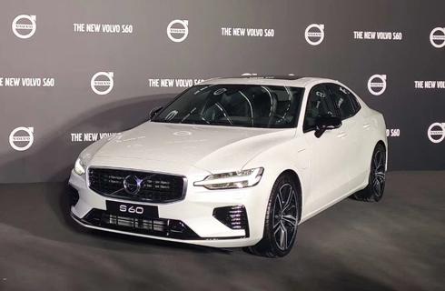 沃尔沃全新S60购车手册 推荐T5智雅运动版