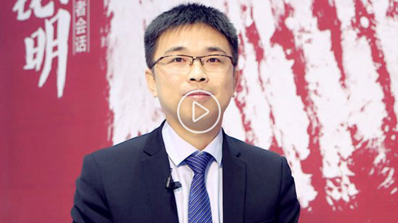 汉腾汽车云贵桂区域大区经理 陈磊