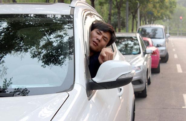 《人车生活》第1期:开车也耍暴脾气?!
