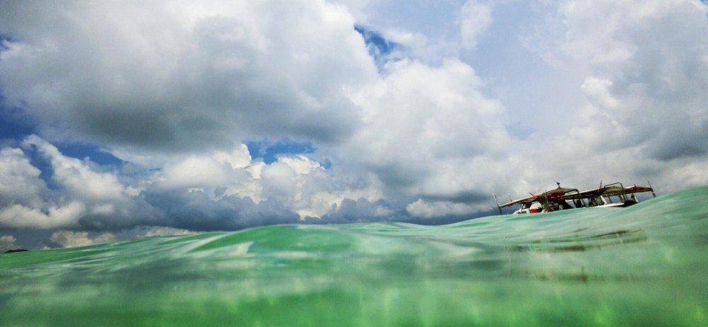 心,释于海上――寻一个远方的你――沙巴