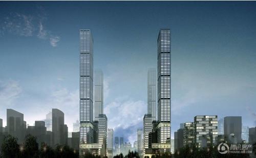 中国百城建筑新地标,享誉国内外的权威评选