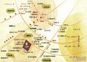 中海锦城示意图