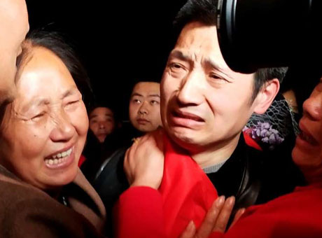 男子7岁被拐与家人失散37年 再回家时父母已双亡