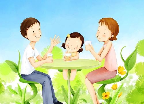 父母别带着情绪去教育孩子