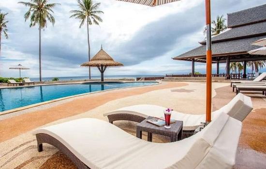 无边泳池和看不够的海景 泰国安逸酒店指南