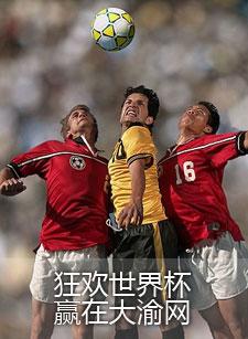 狂欢世界杯 赢在大渝网