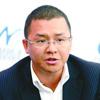 珠江地产营销总监凌鸿