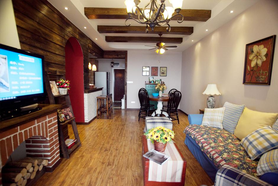客厅装饰花摆放效果图,客厅墙拐角装饰效果图,客厅墙上装饰