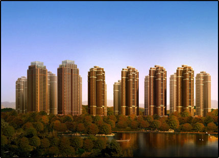滨江公园宽庭高层即将加推,76-120平米,均价7400元/平米