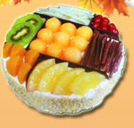 <好利来欧式蛋糕系列 水果寿司>