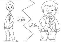 """""""死胖子""""自画像"""