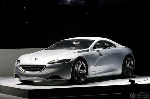 [新车解析]标致SR1概念车 外形动力是看点
