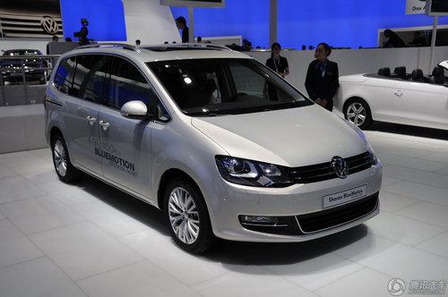 [新车解析]或引入国产 大众新夏朗高端MPV