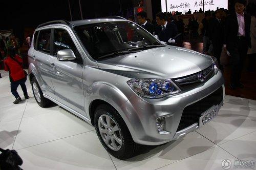 [新车解析]复古SUV 长城哈弗M3下半年上市