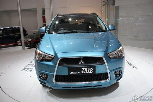 [新车解析]下半年先进口 三菱ASX劲炫SUV