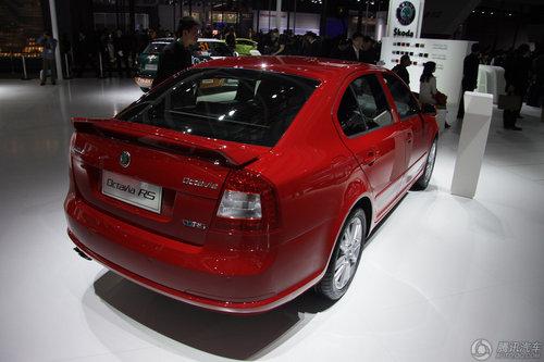2010款 明锐RS