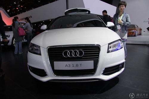 [新车解析]下半年引入国内 奥迪A3车展登场