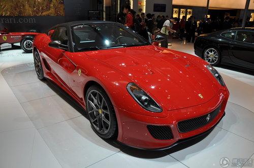 [新车解析]超越极限的代表 法拉利599 GTO
