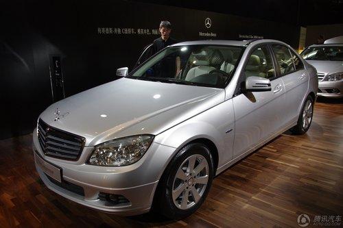 [新车解析]售价或低于30万 奔驰C180亮相