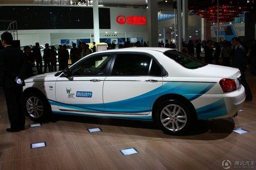 荣威750混合动力版