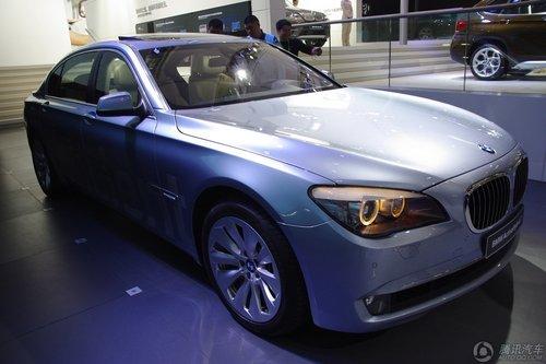 [新车解析]节能是关键 宝马7系混动上市