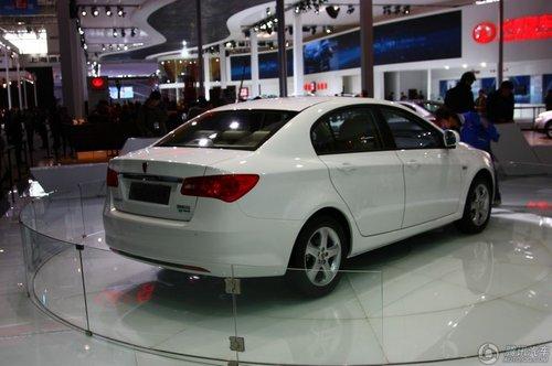 2010款 荣威350D 1.5L AT 讯豪版